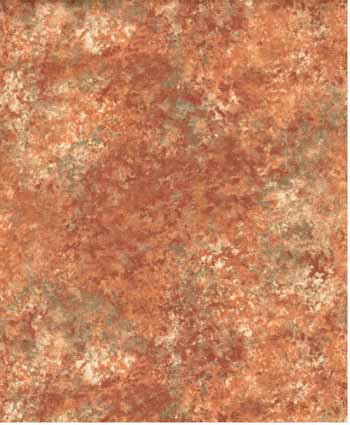 Leafy Texture - South Sea Imports 64007-882S - Rust/Brown