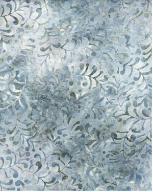 Growing Vines - Wilmington Batiks 22059 - 941 - Gray