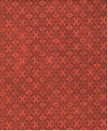 Fall's Tapestry Tonal Red - Fabri-Quilt 112-26862
