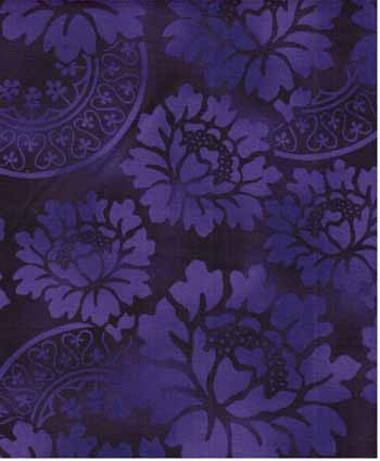 Shadowland II - Kona Bay Fabrics SHAD-06 - Purple