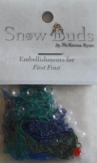 Snow Buds - First Frost Embellishment Kit