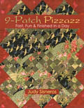 9-Patch-Pizzazz by Judy Sisneros