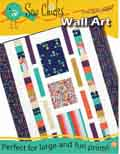 Wall Art Pattern by Cozy Quilt Designs