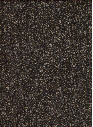 Beau Monde - Kaufman 14715-2 - Black/Gold