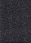 Fan Fun - Kona Bay Fabrics TONE-04 - Black