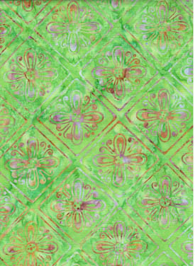 Mood Rings & Double Dutch - Batik Textiles 3546 Sea Green