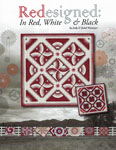 Redesigned In Red, White, & Black Book - Quiltworx