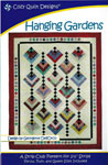 Hanging Gardens Pattern - Cozy Quilt Designs
