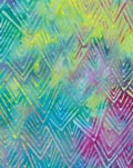 Artisan Batiks: To the Point - Kaufman 16085-263 - Rainbow