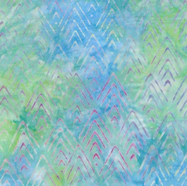 Artisan Batiks: To the Point - Kaufman 16087-263 - Rainbow