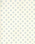 Ann's Arbor - Moda 14848-23 - Cream Blue
