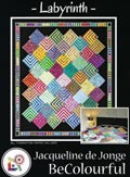 Labyrinth Pattern - BeColourful BC1708