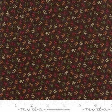 Nature's Glory - Moda 9586-18 - Brown