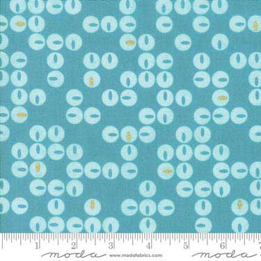 Twinkle - Day in Paris - Moda 1683-17M - Teal