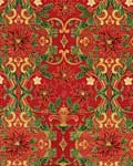 Holiday Flourish 12 - Kaufman 18342-3 - Red