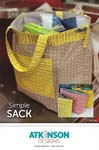 Simple Sack - Atkinson Designs