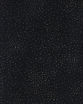 Laurel Burch Basics - Clothworks Y2662-3M - Black/Gold Metallic